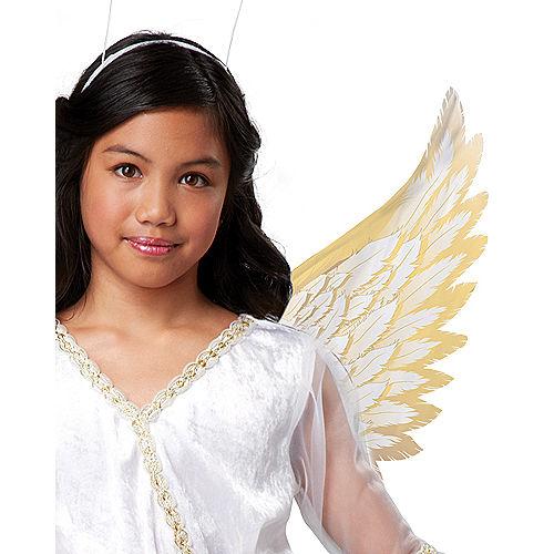 Girls Guardian Angel Costume Image #3