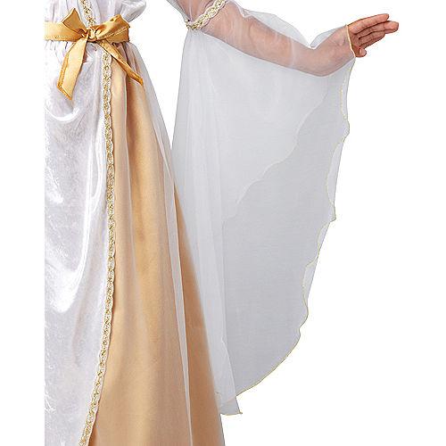 Girls Guardian Angel Costume Image #4