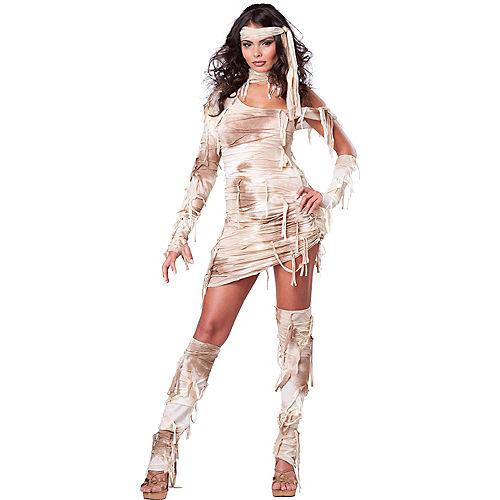 Adult Mystical Mummy Costume Image #1