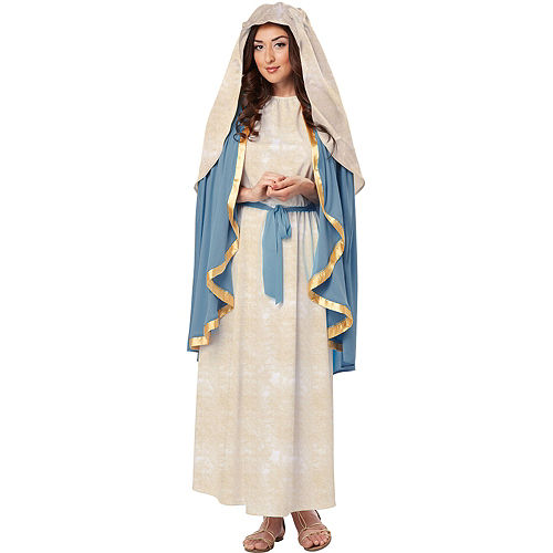Adult Virgin Mary Costume Image #1
