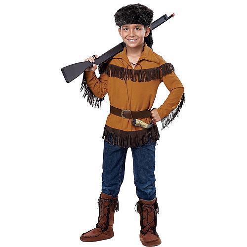 Boys Frontier Costume Image #1