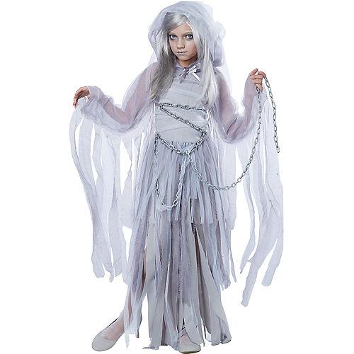 Girls Haunting Beauty Ghost Costume Image #1