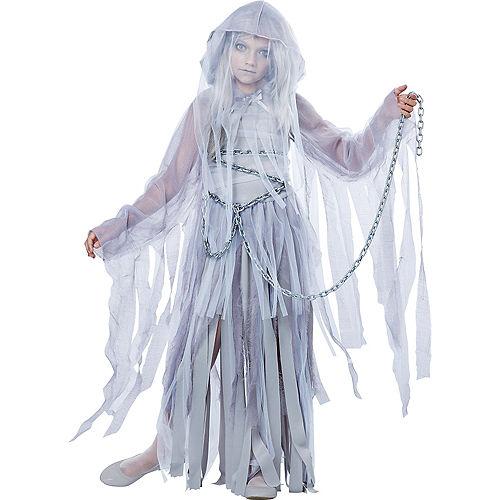 Girls Haunting Beauty Ghost Costume Image #2