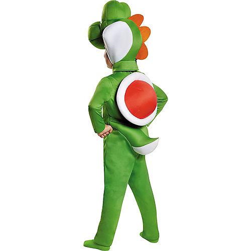 Toddler Boys Yoshi Costume - Super Mario Brothers Image #2