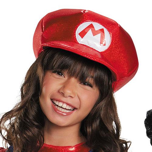 Girls Miss Mario Costume - Super Mario Brothers Image #2
