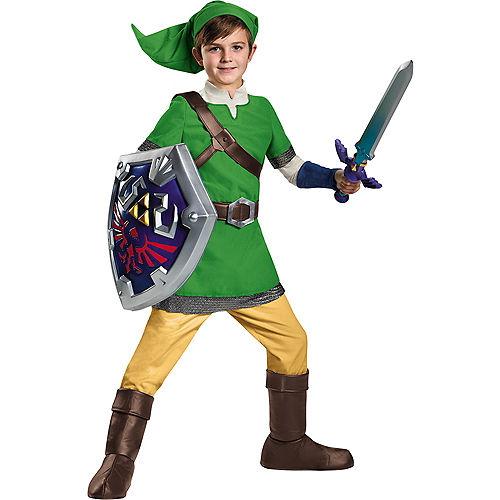 Boys Link Costume Deluxe - The Legend of Zelda Image #1