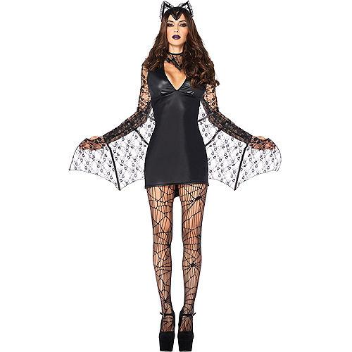 Adult Moonlight Bat Costume Image #1