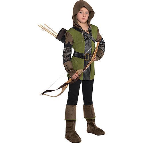 Boys Prince of Thieves Robin Hood Costume Image #1