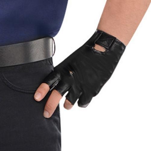 Adult Under Arrest Cop Costume Plus Size Image #5