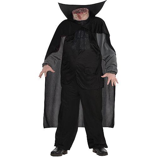 Adult Bloody Headless Horseman Costume Plus Size Image #1