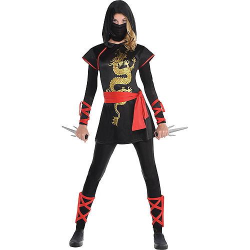Adult Ultimate Ninja Costume Image #1