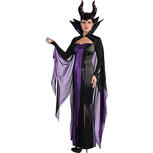 Womens Maleficent Costume Couture - Sleeping Beauty Image #1