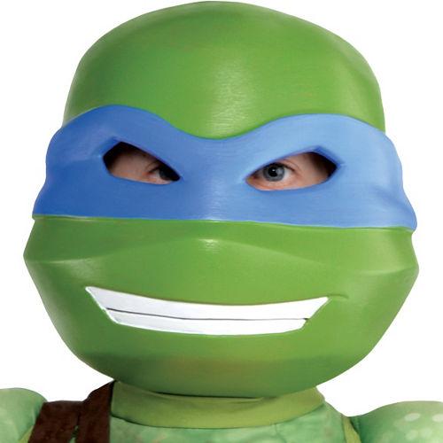 Boys Leonardo Muscle Costume - Teenage Mutant Ninja Turtles Image #2