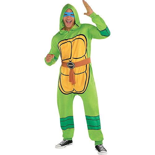 Zipster Teenage Mutant Ninja Turtles One Piece Costume Image #1