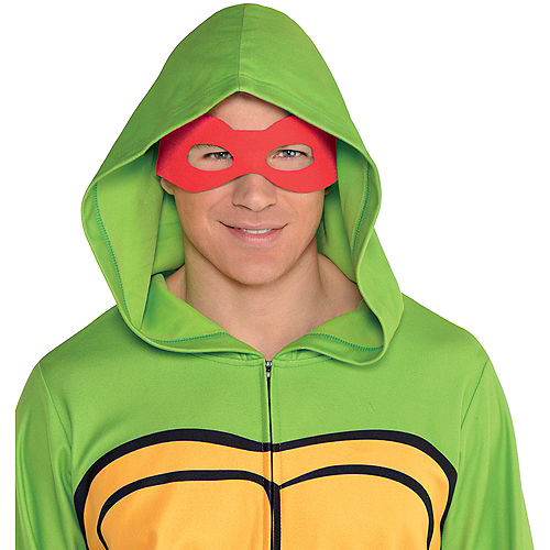 Zipster Teenage Mutant Ninja Turtles One Piece Costume Image #4