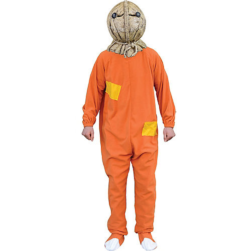 Adult Sam Costume - Trick 'r Treat Image #1