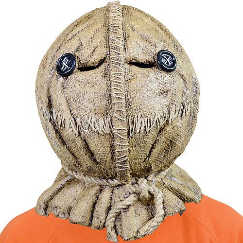 Adult Sam Costume - Trick 'r Treat Image #2