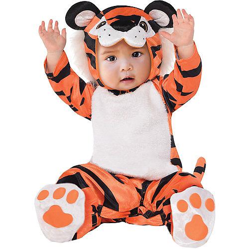 Baby Tiny Tiger Costume Image #1