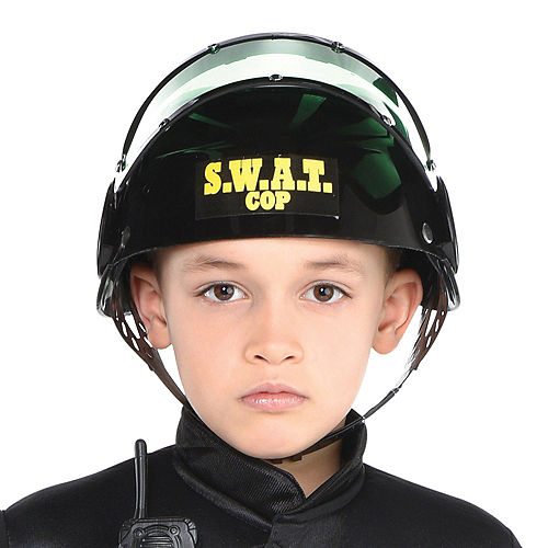Boys SWAT Cop Costume Image #2