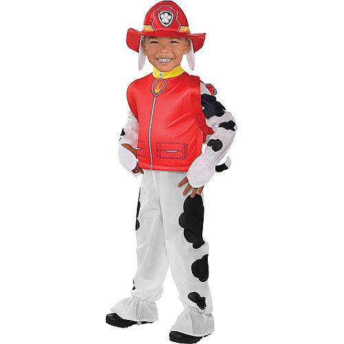 Toddler Boys Marshall Costume - PAW Patrol Image #1