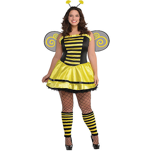 Amscan Women's Bumble Beauty Halloween Costume