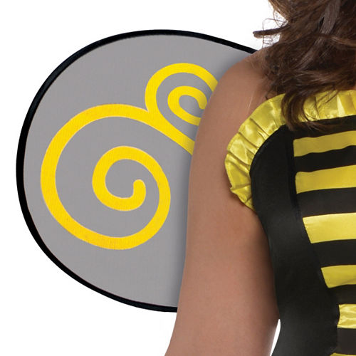 Adult Bumble Beauty Bee Costume Plus Size Image #3