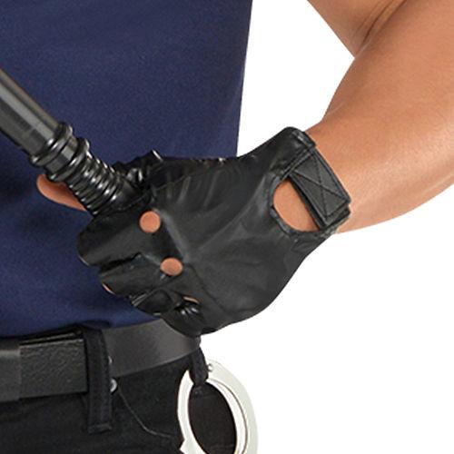 Adult Under Arrest Cop Costume Image #4