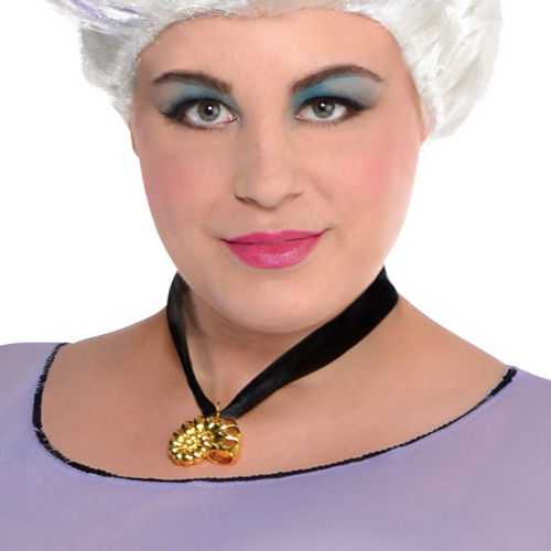 Adult Ursula Costume Couture Plus Size - The Little Mermaid Image #3