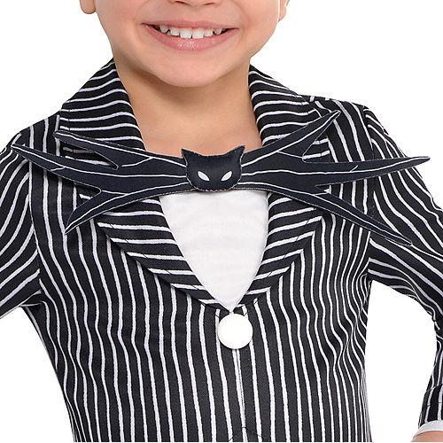 Toddler Boys Jack Skellington Costume - The Nightmare Before Christmas Image #3