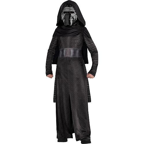 Boys Kylo Ren Costume Classic - Star Wars 7 The Force Awakens Image #1