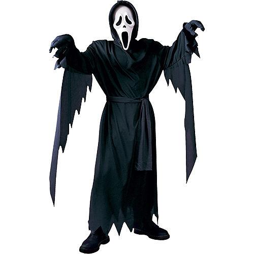 Boys Ghost Face Costume - Scream Image #1