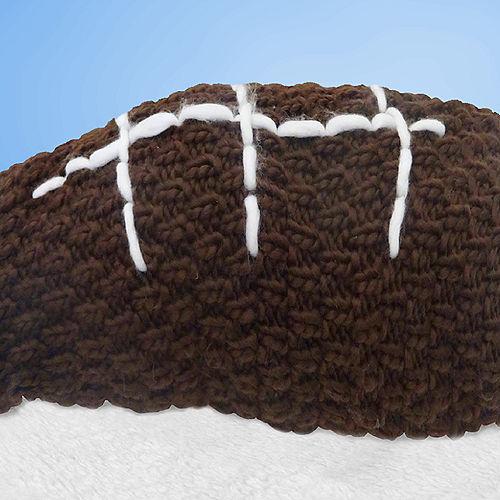 Baby Crochet Cocoon Football Costume Image #3