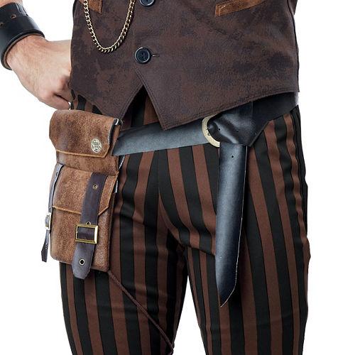 Adult Adventurer Steampunk Costume Image #4