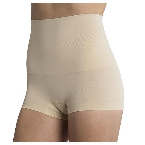 Nude Smoothing Control Top Boyshorts Image #1