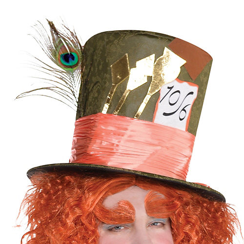 Adult Mad Hatter Costume Plus Size - Alice Through the Looking Glass Image #2