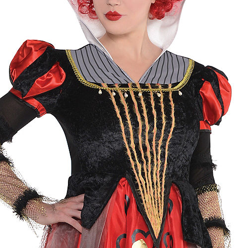 Adult Red Queen Costume - Alice Through the Looking Glass Image #3