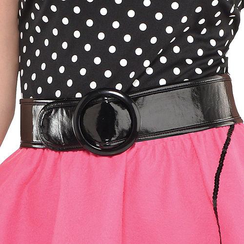 Adult 50s Flair Poodle Skirt Costume Image #2