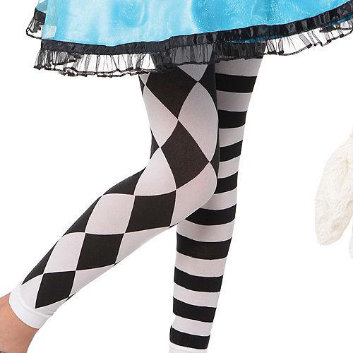 Girls Alice Costume Image #4