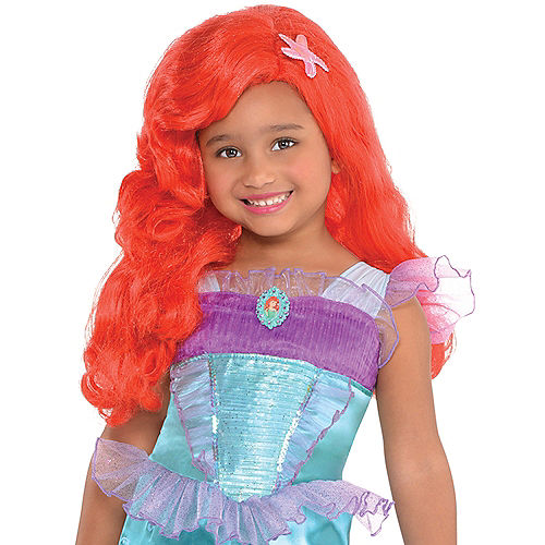 Girls Ariel Costume - The Little Mermaid Image #2