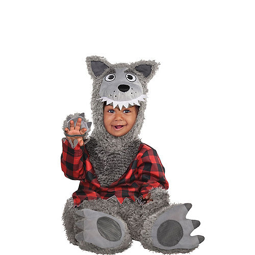 Baby Wolf Costume Image #1