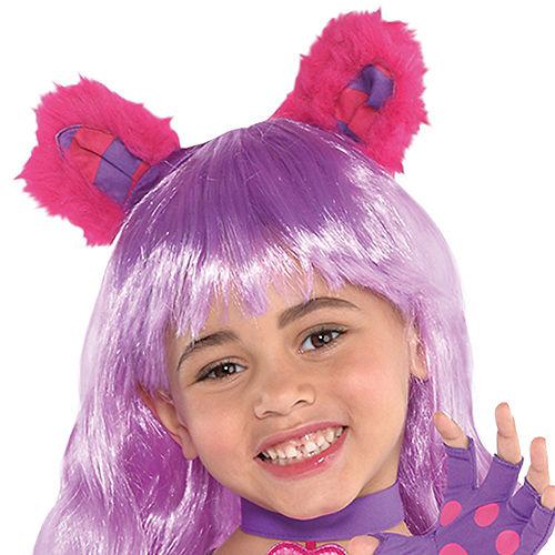 Toddler Girls Cheshire Cat Costume Image #2