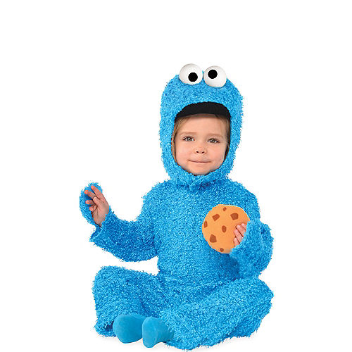Baby Cookie Monster Costume - Sesame Street Image #1