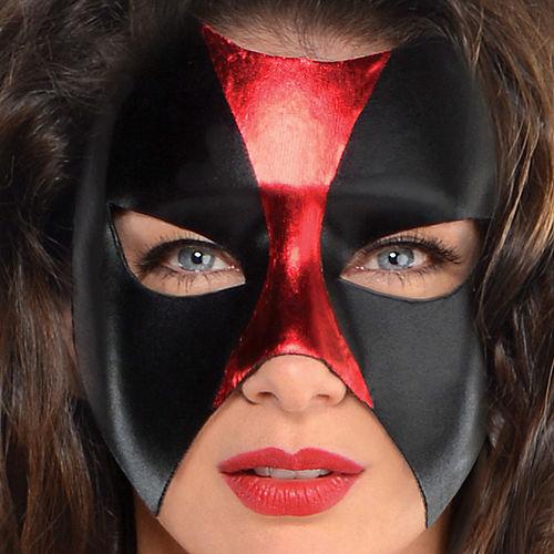 Adult Lady Deadpool Costume Image #3