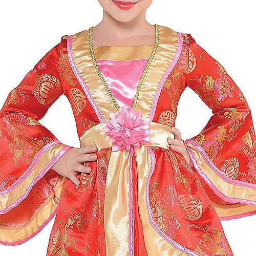 Girls Geisha Costume Image #2