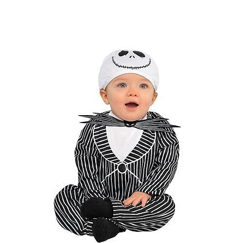 Baby Jack Skellington Costume - The Nightmare Before Christmas Image #1
