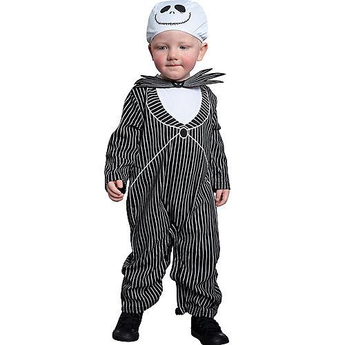 Baby Jack Skellington Costume - The Nightmare Before Christmas Image #3
