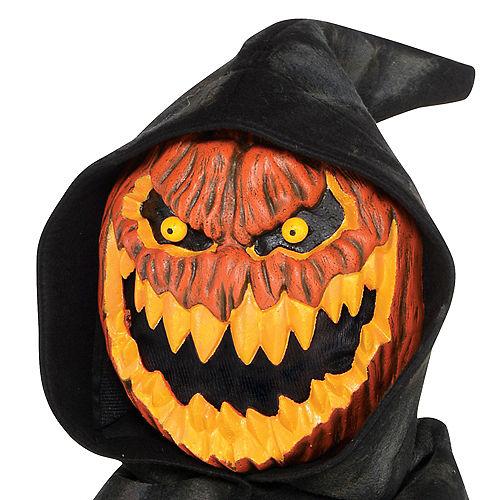 Boys Jack-o'-Lantern Reaper Costume Image #2