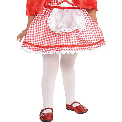 Baby Little Red Riding Hood Costume Image #3