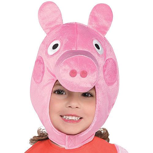 Girls Peppa Pig Costume Image #2