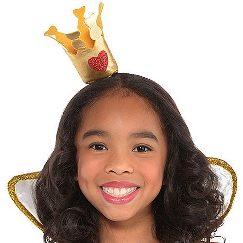 Girls Queen of Hearts Costume Image #2